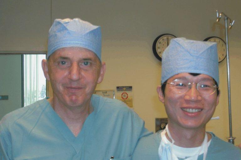 李院長至UCLA與Dr_ Meals交流
